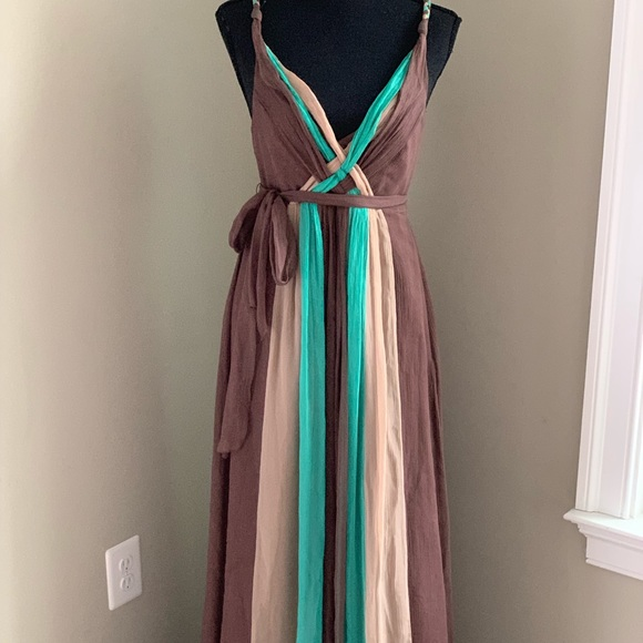 BCBG Paris Dresses & Skirts - BCBG Paris Grecian Maxi Dress